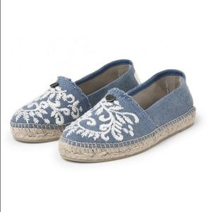 Odd Molly 6 Oddspadrillos embroidered canvas